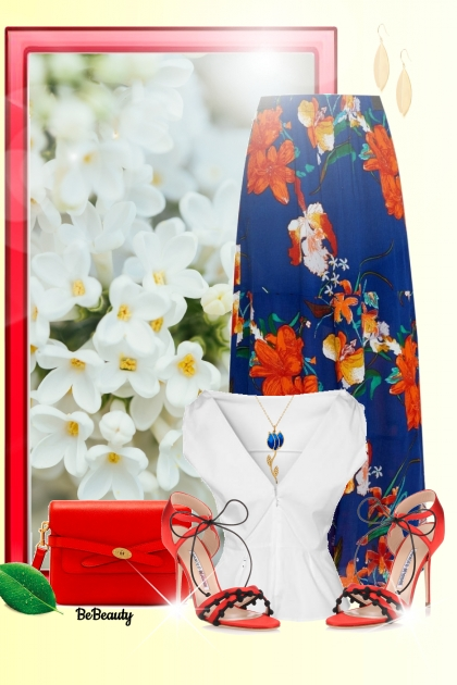 nr 1132 - Spring Florals