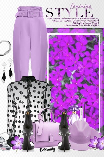 nr 1134 - Purple-black