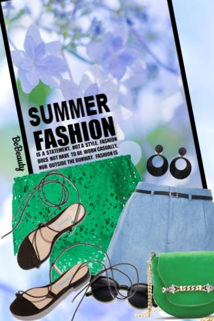 nr 1199 - Summer Fashion