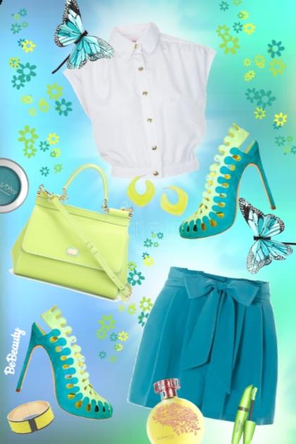 nr 1200 - Summer elegance