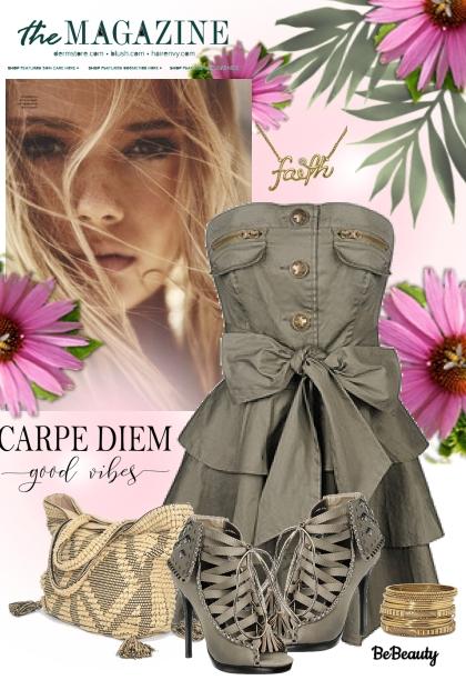 nr 1300 - Carpe diem - every moment matters