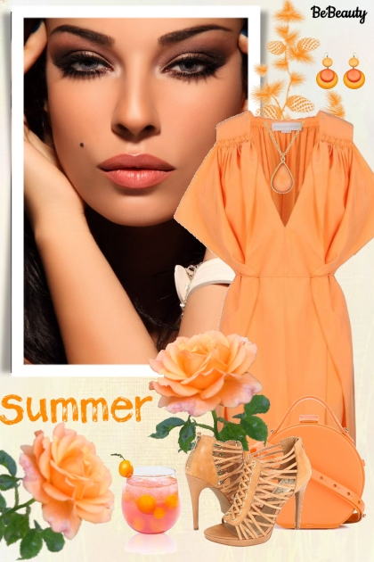 nr 1321 - Summer beauty- Fashion set