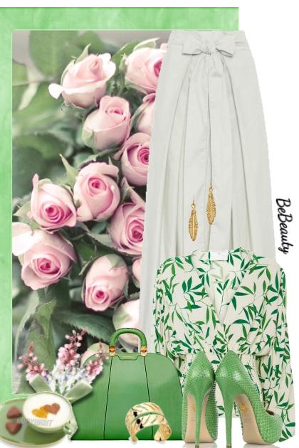 nr 1356 - Spring floral