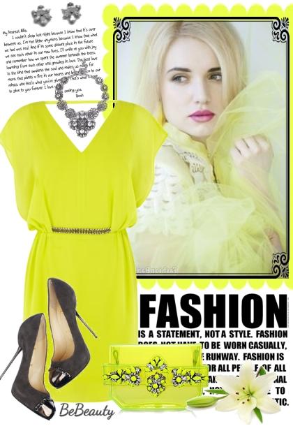 nr 1374 - Lime green