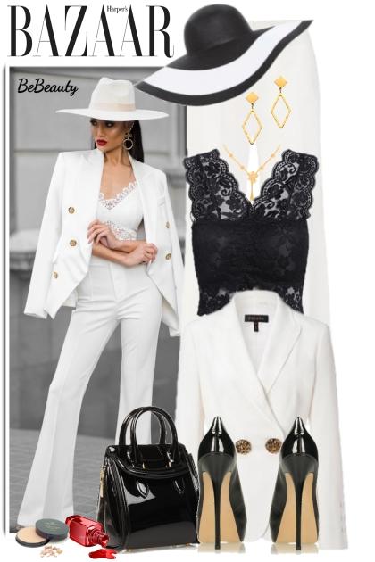 nr 1381 - Black & white