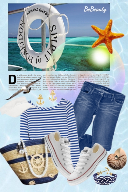 nr 1396 - She loves sailing...