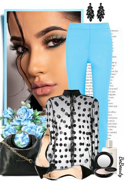 nr 1405 - Spring elegance- Fashion set