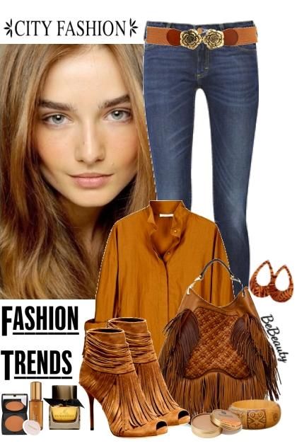 nr 1529 - City fashion