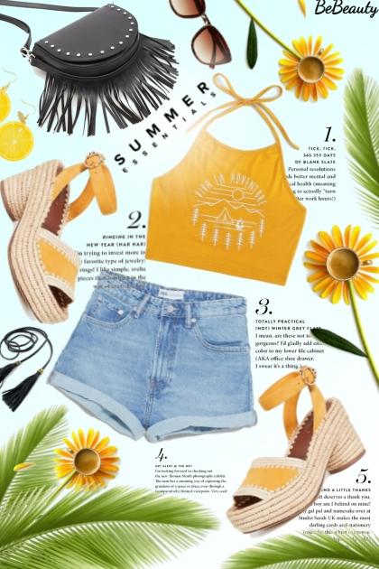 nr 1555 - Summer essentials