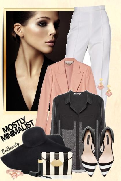 nr - 1563 - Elegance- Combinazione di moda