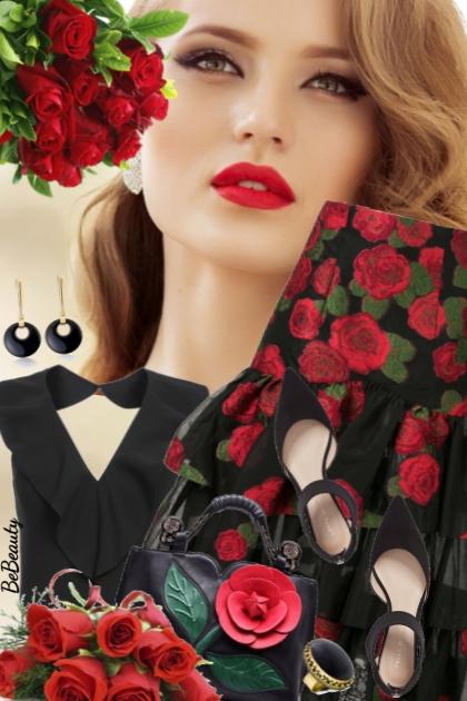 nr 1569 - Roses inspired