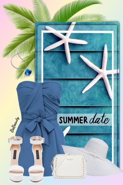nr 1614 - Summer date ♥