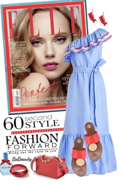 nr 1627 - Summer dress