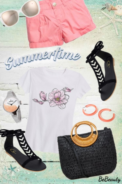 nr 1674 - In the summertime...- Fashion set