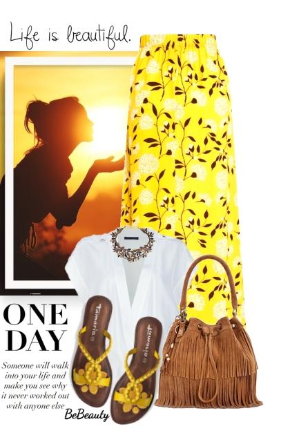 nr 1684 - Enjoy the Summer- Fashion set