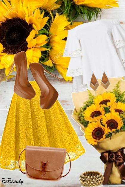 nr 1724 - Sunflowers