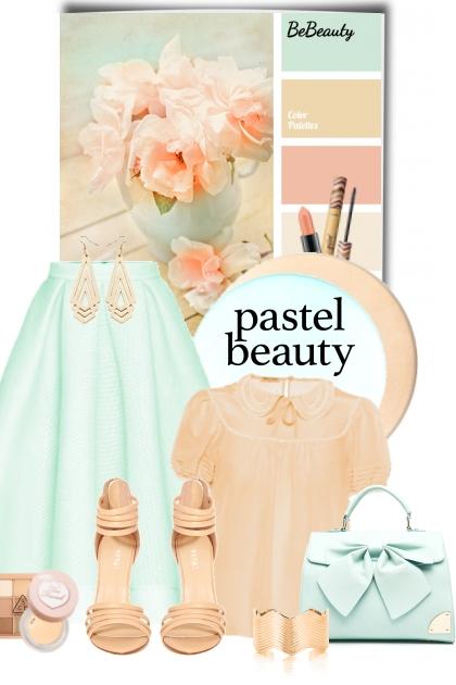 nr 1736 - Pastel beauty