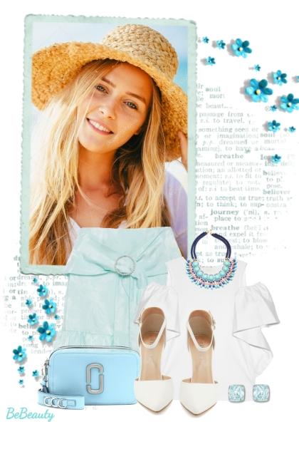 nr 1747 - Summer elegance