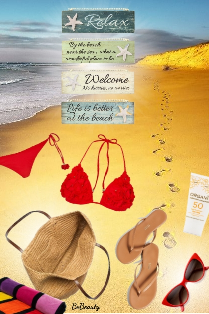 nr 1786 - On the beach