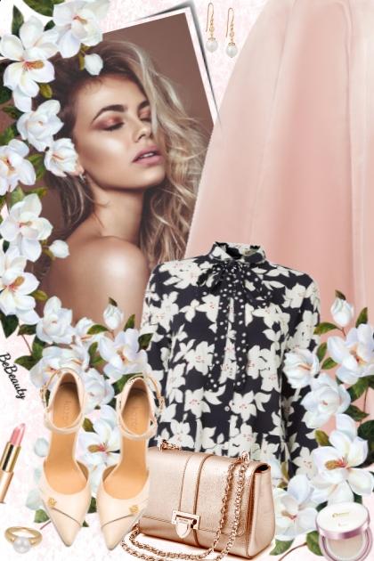 nr 1834 - Floral passion