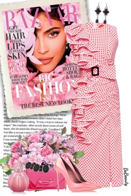 nr 1895 - Pink elegance