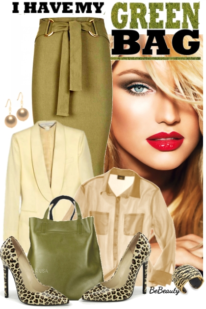 nr 1903 - Casual chic