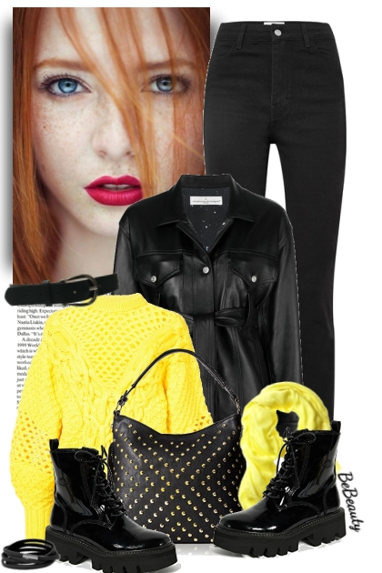 nr 1946 - Black & yellow