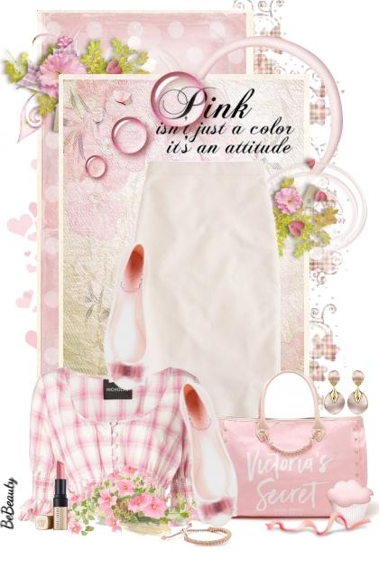 nr 1955 - Sweet pink