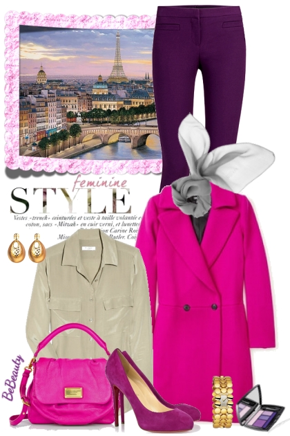 nr 1984 - Add some color to your life- Fashion set