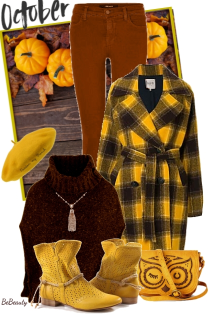 nr 1988 - Warm Fall shades