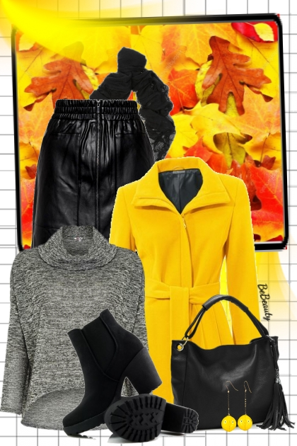 nr 1996 - Yellow coat