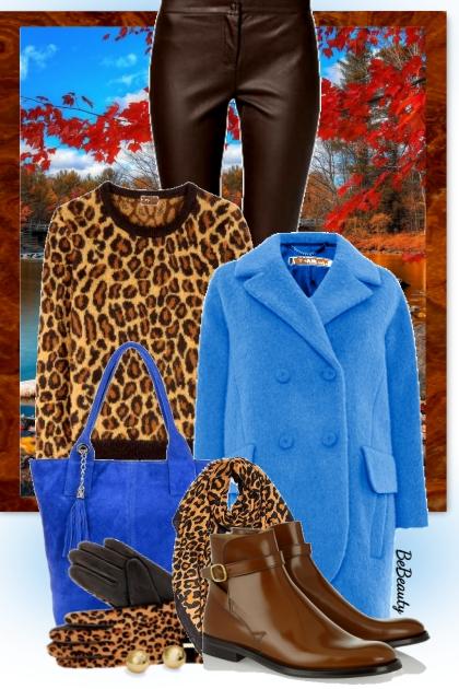 nr 1997 - Leopard print