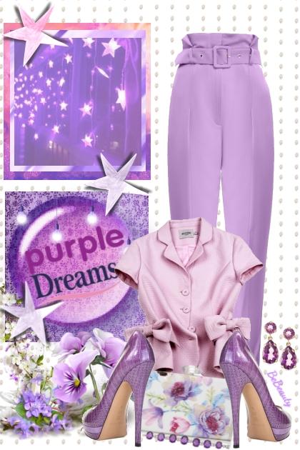 nr 2009 - Purple dreams...