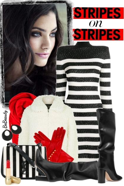 nr 2030 - Stripes on stripes