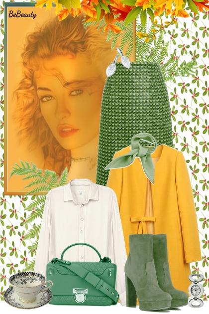 nr 2056 - Autumn elegance