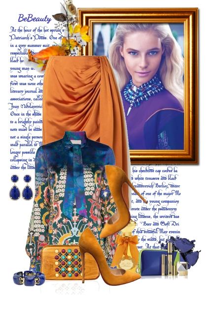 nr 2092 - Autumn elegance