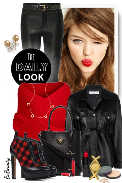 nr 2098 - The daily look