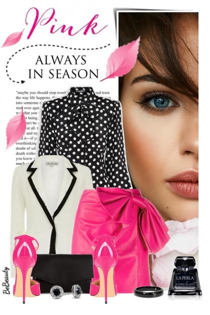 nr 2119 - Pink - always in season