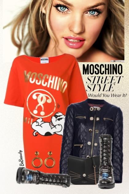 nr 2148 - Moschino ♥