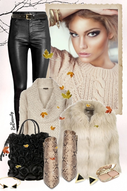 nr 2165 - Wear cozy clothes