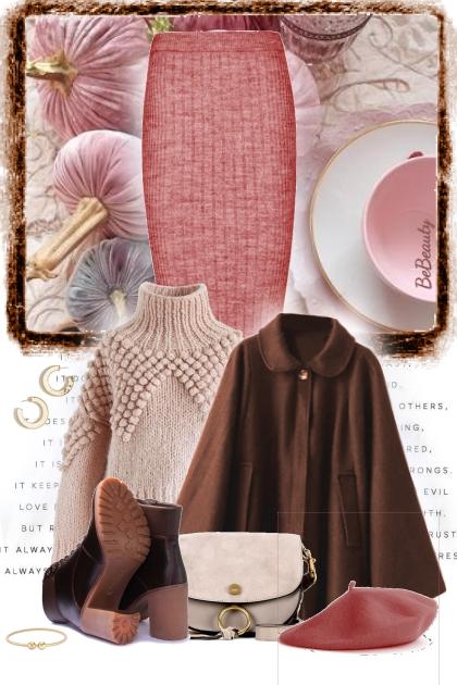 nr 2170 - Cozy Fall- Fashion set