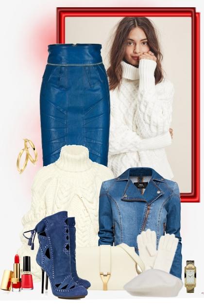 nr 2172 - Cozy Fall- Fashion set