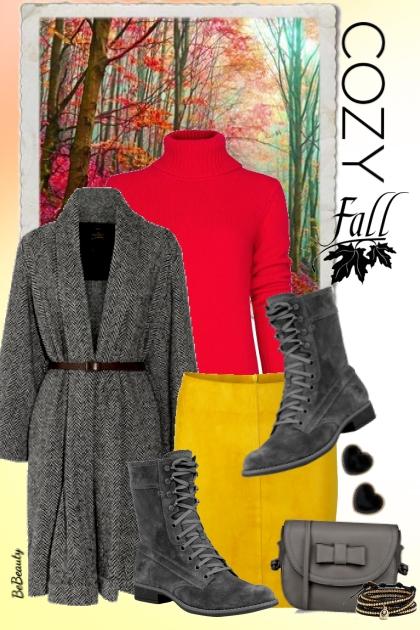 nr 2176 - Cozy Fall