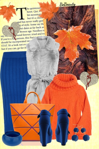 nr 2180 - Cozy Fall- Fashion set
