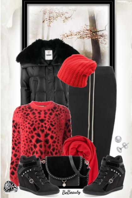 nr 2185 - Cozy & warm