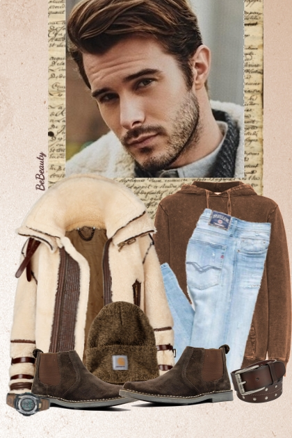 nr 2193 - Cozy Fall - men's edition