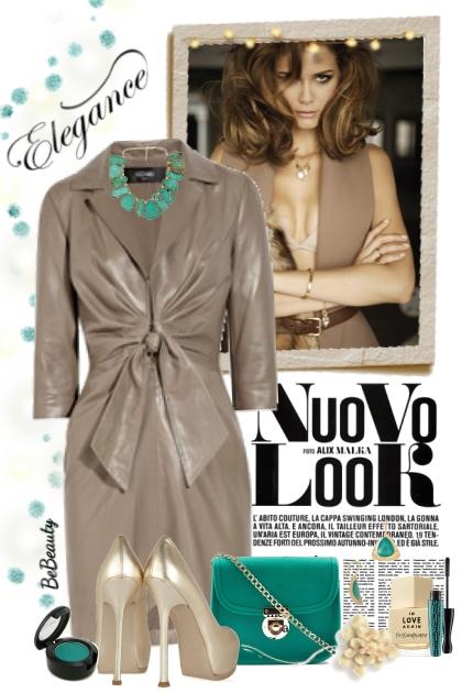 nr 2205 - Woman- combinação de moda