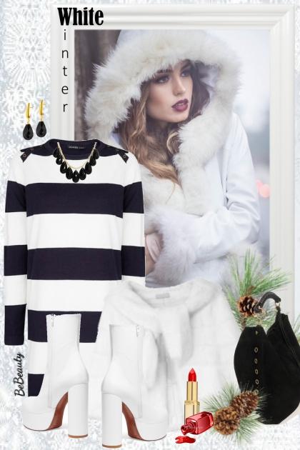 nr 2225 - Winter white