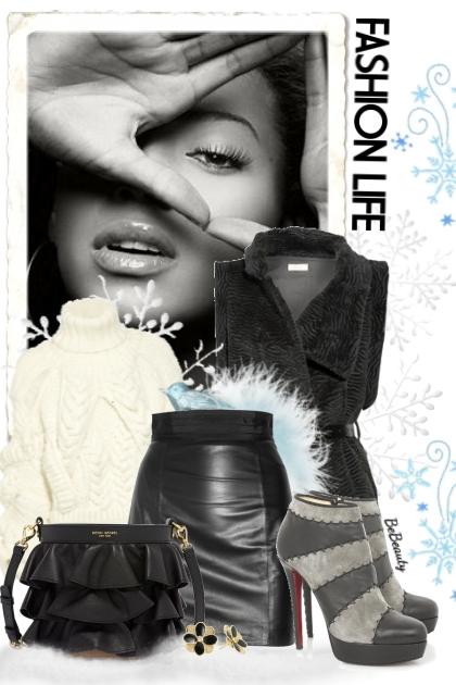 nr 2234 - Winter Fashion