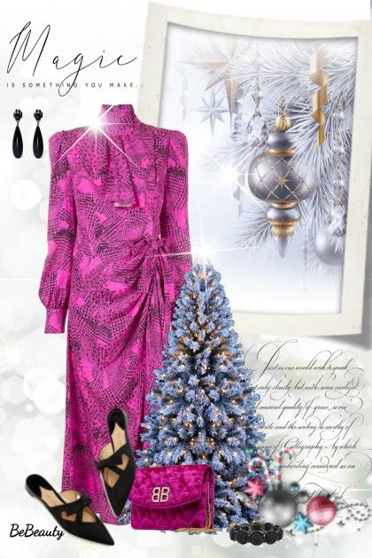 nr 2304 - I ♥ Christmas